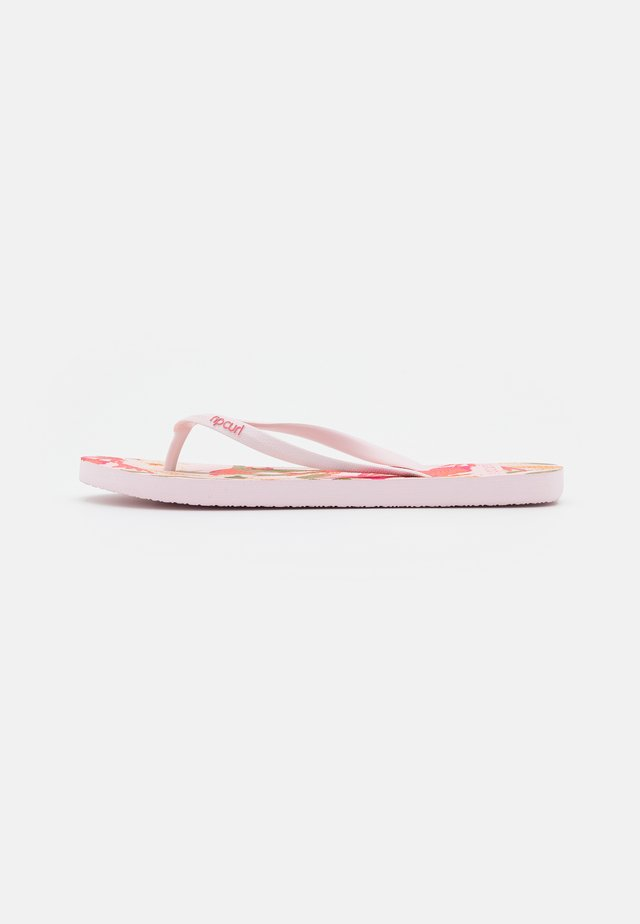 NORTHSHORE - Chanclas de dedo - light pink