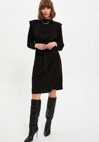 DeFacto - Cocktail dress / Party dress - black - 1