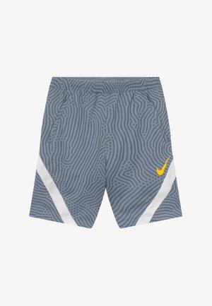 DRY STRIKE - Sports shorts - obsidian mist/diffused blue/laser orange