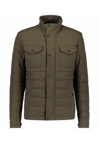 BOSS - OFAST - Winter jacket - oliv - 4