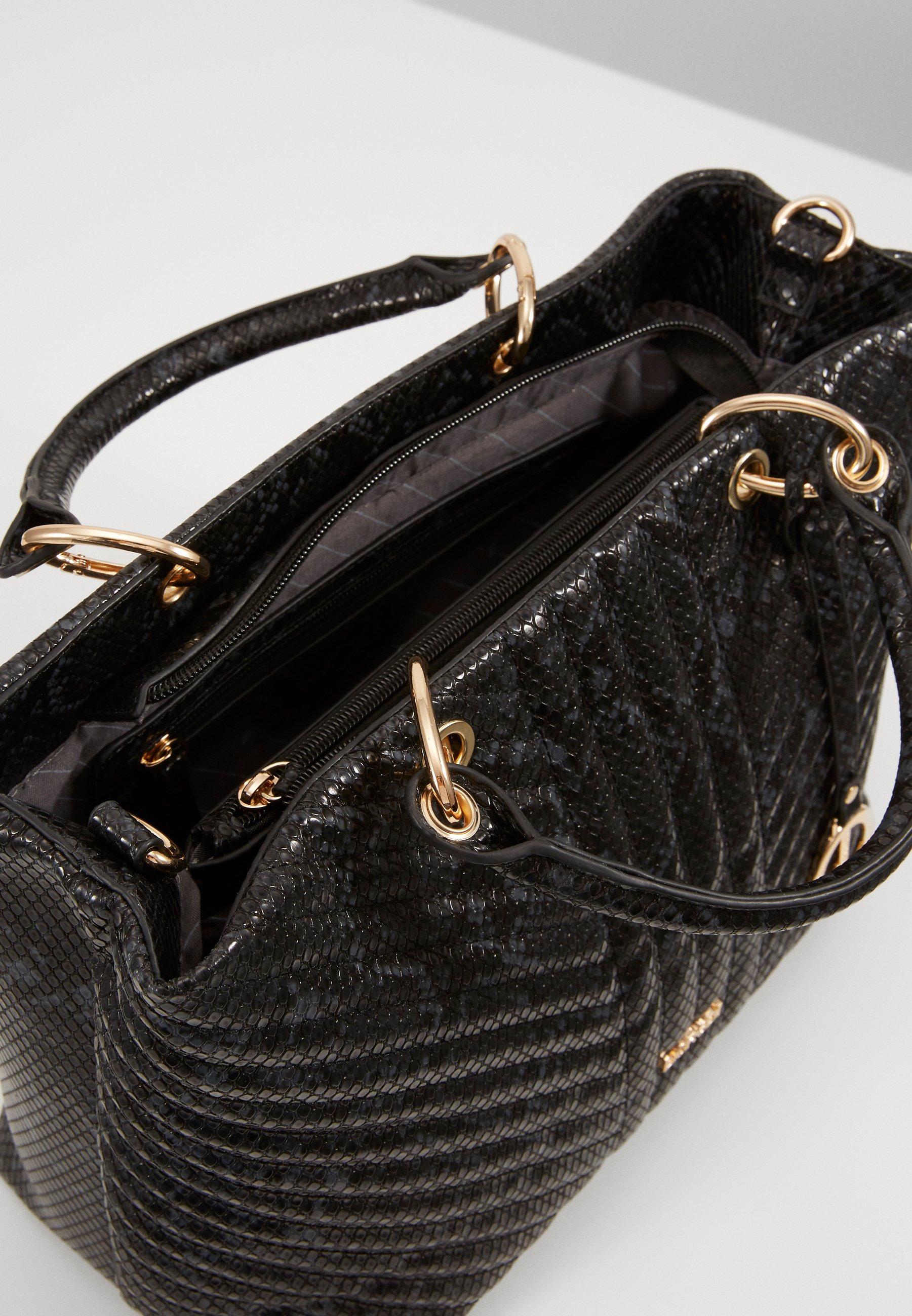 New 2020 Newest Accessories L.Credi FATIMA Handbag schwarz qRLty4csG Kj9H0InYv