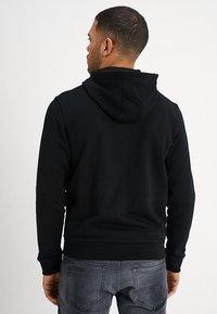 Lacoste - Zip-up hoodie - noir - 2