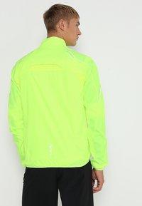 CMP - MAN TRAIL JACKET - Sports jacket - yellow fluorecent - 2