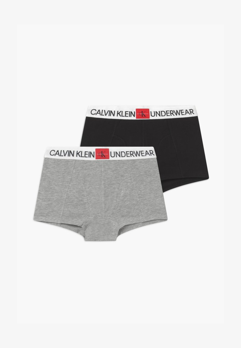 Calvin Klein Underwear - 2 PACK - Pants - grey