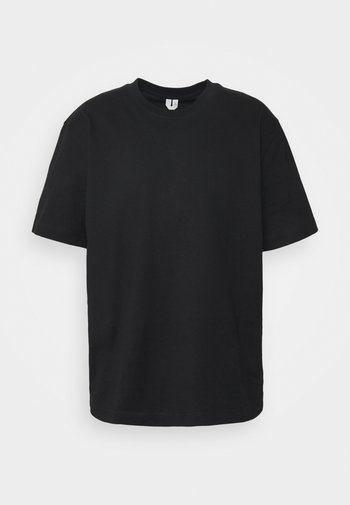 T-shirt - bas - black dark