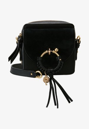 JOAN CAMERA BAG - Across body bag - black