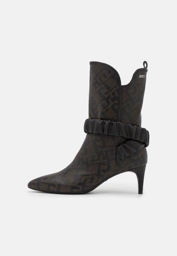 KATIA BOOT  - Botas - black
