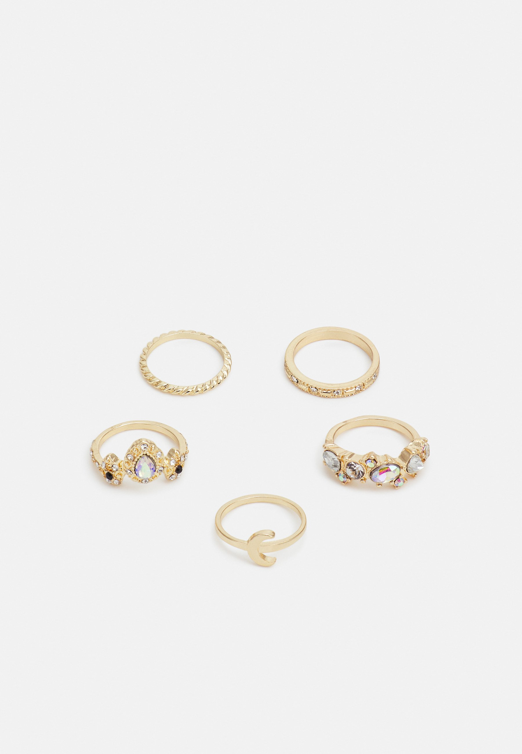 Women PCPRIMPULA 5 PACK - Ring