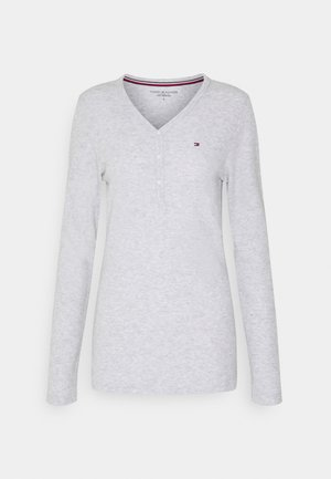 Pyjama top - ice heather