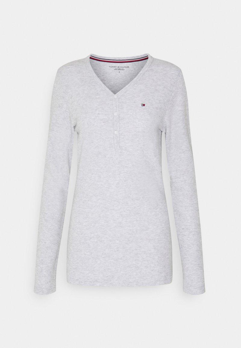 Tommy Hilfiger - Pyjama top - ice heather