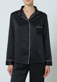BlueBella - CLAUDIA - Pyjama set - black/pale pink - 1