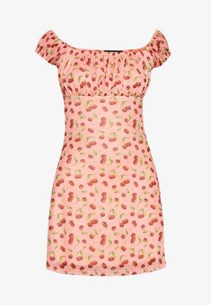 CHERRY LOLITA DRESS - Vestido informal - pink