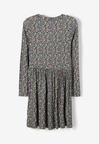 Name it - BLUMENPRINT - Robe d'été - dark sapphire - 2