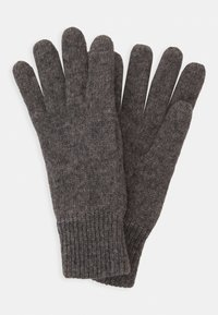 Barbour - CARLTON GLOVES - Gloves - grey - 0