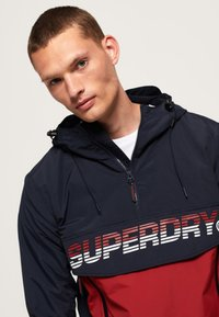 Superdry - Windbreaker - navy/red - 3