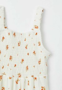 DeFacto - REGULAR FIT  - Jersey dress - white - 2