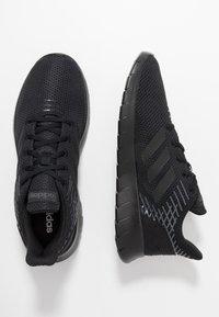 adidas Performance - ASWEERUN - Neutrale løbesko - core black - 1