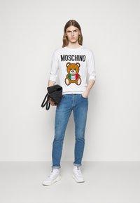 MOSCHINO - Jumper - white - 1