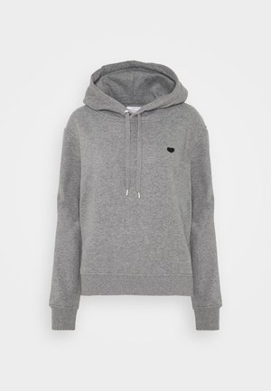 GADIRA - Sweat à capuche - easy grey