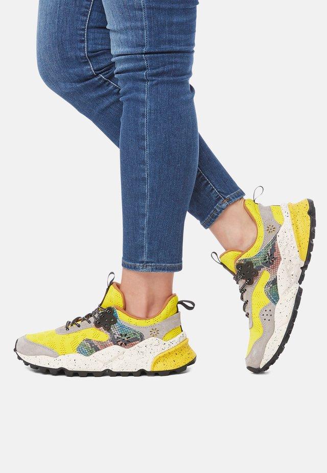 KOTETSU  - Sneakers basse - gelb