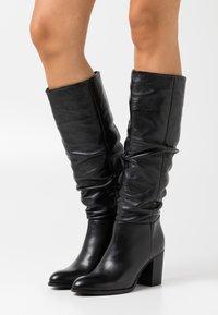 San Marina - MIALY - Vysoká obuv - noir - 0