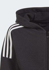 adidas Performance - TRACKSUIT - Trainingsanzug - black - 7