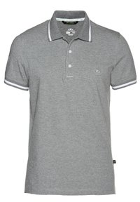 Jeff Green - Poloshirt - dark grey - 0
