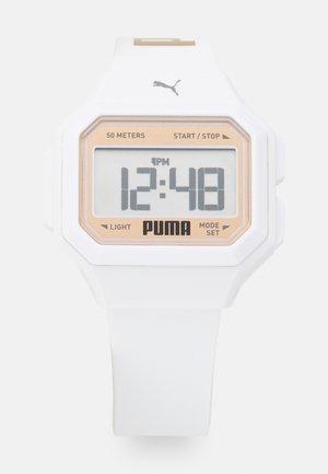REMIX MINI - Digitální hodinky - white