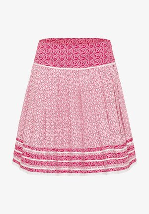 NIKITA - A-line skirt - white