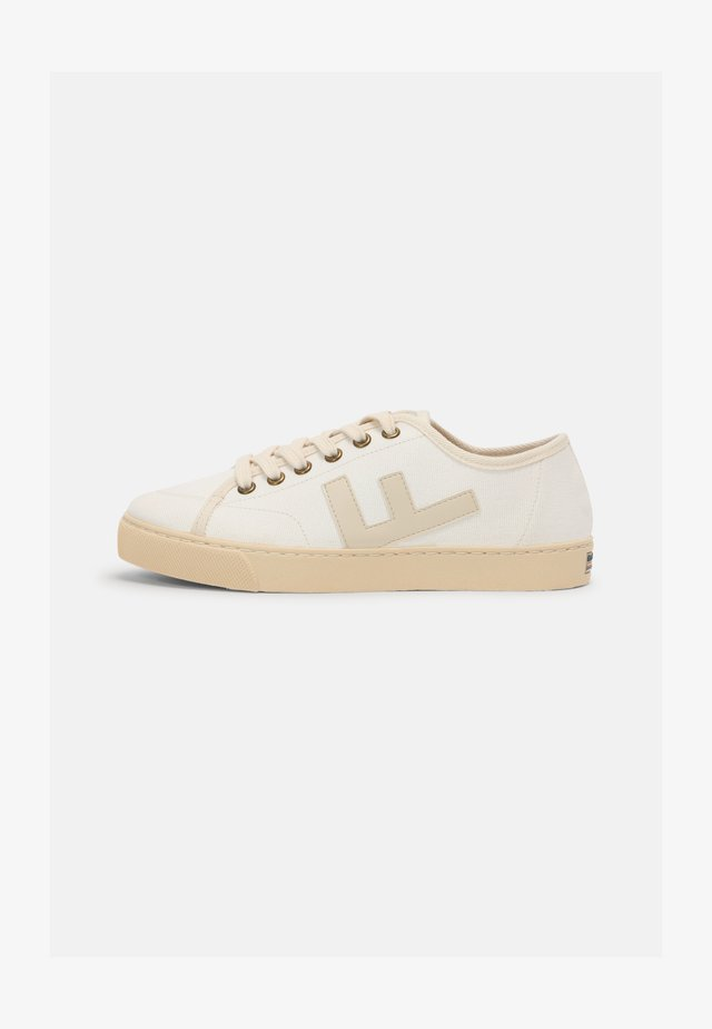 RANCHO V.2 UNISEX - Sneakers laag - all white