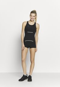 adidas by Stella McCartney - SHO ONE - Trainingspak - black - 1