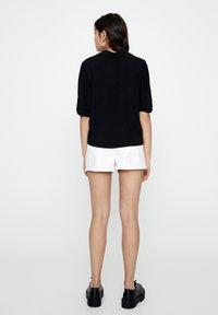 PULL&BEAR - Button-down blouse - black - 2
