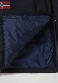 Napapijri - RAINFOREST POCKET - Light jacket - blu marine - 3