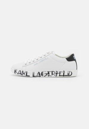 KUPSOLE ART DECO LACE - Trainers - white