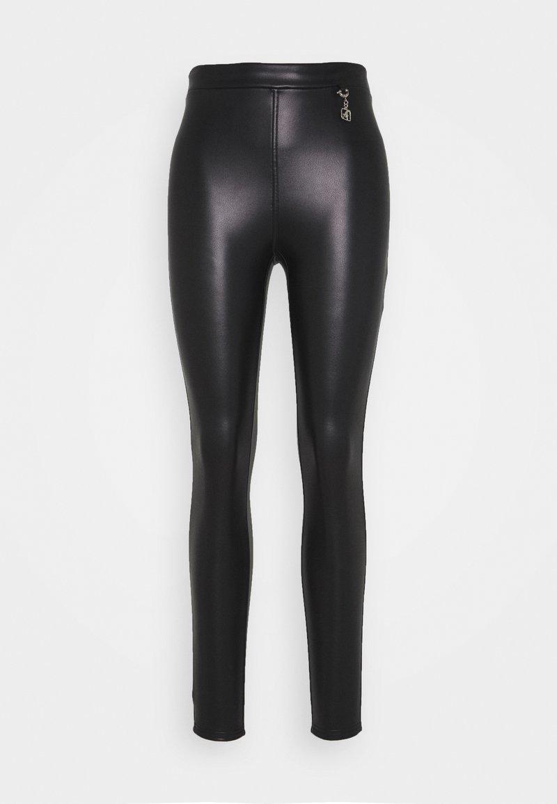 Alberta Ferretti - Trousers - black