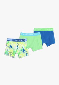 Vingino - GRAFITY 3 PACK - Pants - neon green - 0