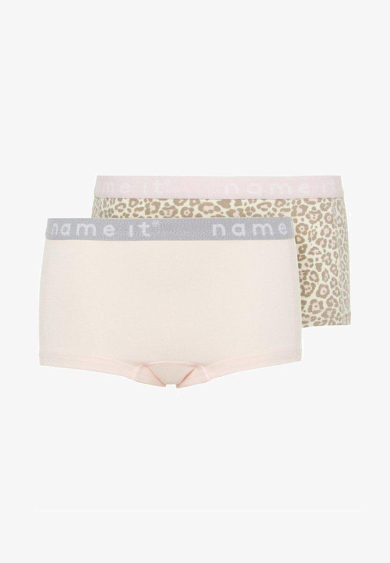 Name it - 2 PACK - Kalhotky - barely pink