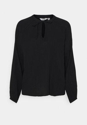 BYFIDELIA BLOUSE - Bluse - black