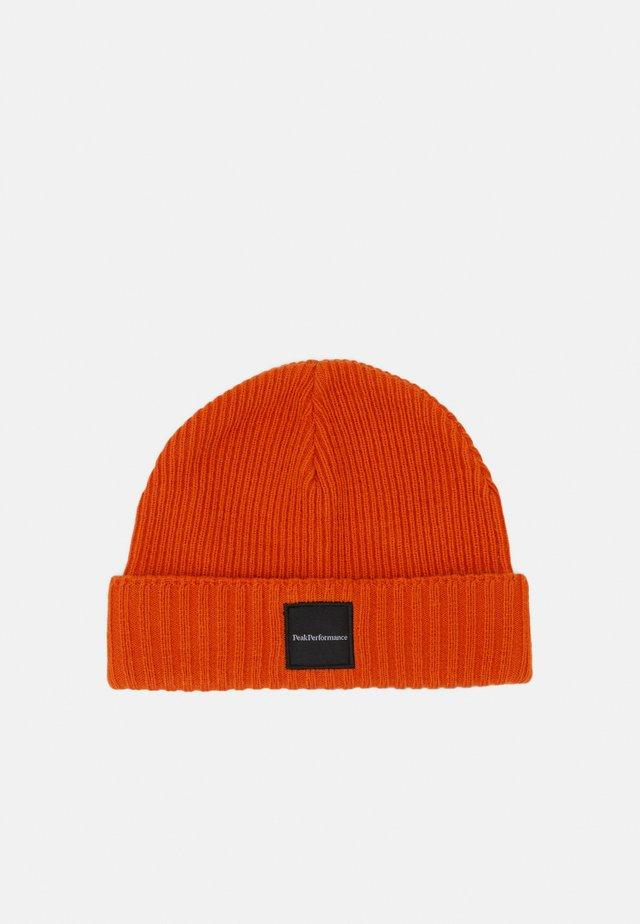 VOLCAN HAT UNISEX - Beanie - orange altitude