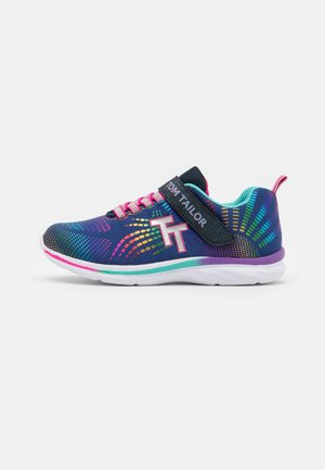 Trainers - navy/multicolor