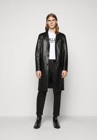 Bally - Classic coat - black - 1