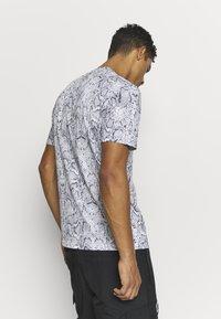 Zign - T-shirt z nadrukiem - grey - 2