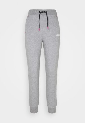 LONG PANTS - Træningsbukser - light heather grey