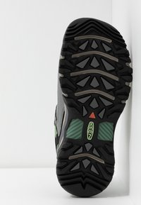 Keen - TARGHEE III WP - Hiking shoes - bleacher/duck green - 4
