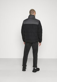 Calvin Klein - OPTIC MIX JACKET - Winter jacket - grey - 2