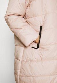 Nike Sportswear - CLASSIC - Winter coat - pink oxford/black/white - 5