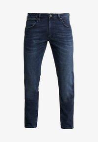 GREENSBORO - Straight leg jeans - gin fuzz