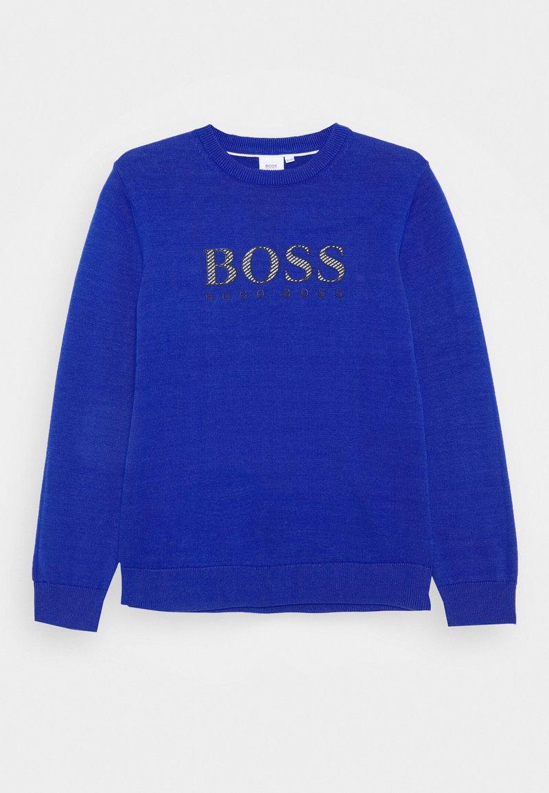 BOSS Kidswear - Jumper - electric blue