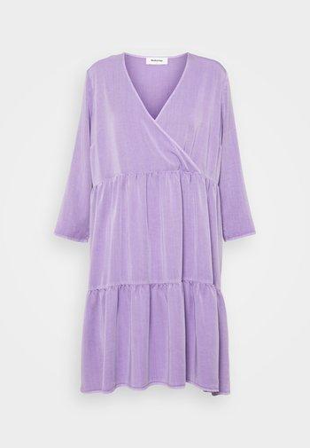 JESPER DRESS - Korte jurk - lavender