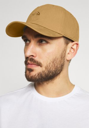WASHED NORM HAT UNISEX - Lippalakki - utility brown
